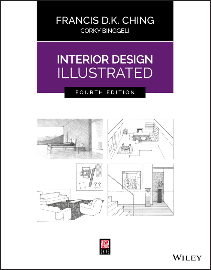 Corky Binggeli Interior Design Illustrated francis ching d k building structures illustrated patterns systems and design