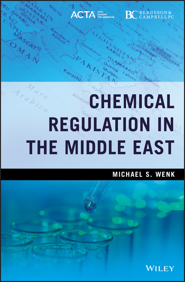 Michael Wenk S. Chemical Regulation in the Middle East pursuing health equity in low income countries