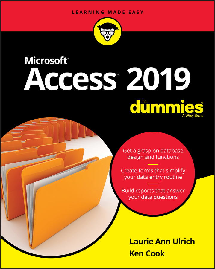 Ken Cook Access 2019 For Dummies