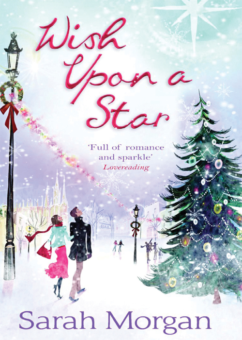 Sarah Morgan Wish Upon A Star: The Christmas Marriage Rescue / The Midwife's Christmas Miracle sarah morgan the magic of christmas