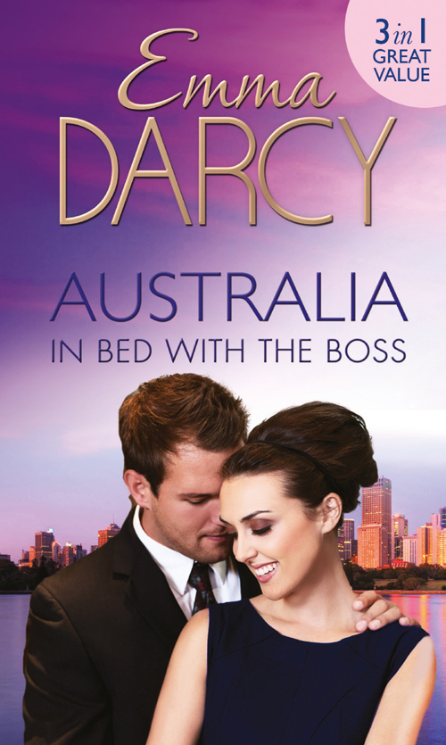 Emma Darcy Australia: In Bed with the Boss: The Marriage Decider / Their Wedding Day / His Boardroom Mistress charlene sands bunking down with the boss