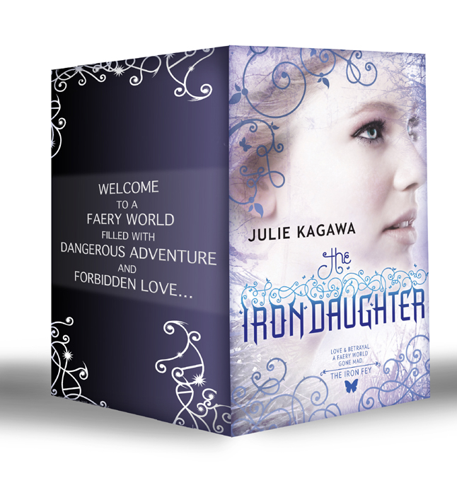 Julie Kagawa Iron Fey: The Iron King / Winter's Passage / The Iron Daughter / The Iron Queen / Summer's Crossing / The Iron Knight / Iron's Prophecy / The Lost Prince / The Iron Traitor the lost king