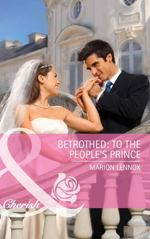 Marion Lennox Betrothed: To the People's Prince цена в Москве и Питере