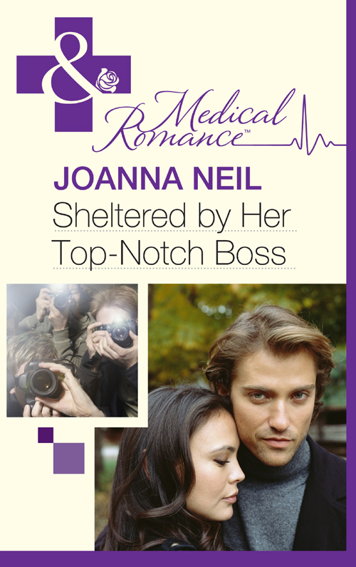 Joanna Neil Sheltered by Her Top-Notch Boss