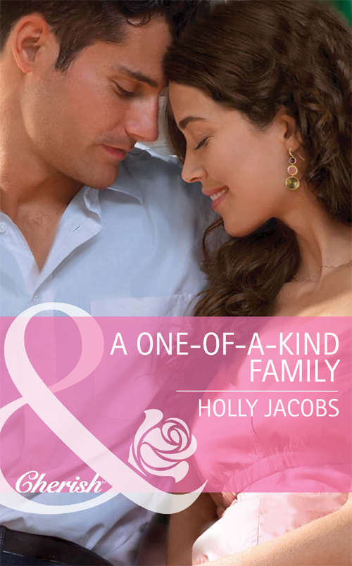 Holly Jacobs A One-of-a-Kind Family цена