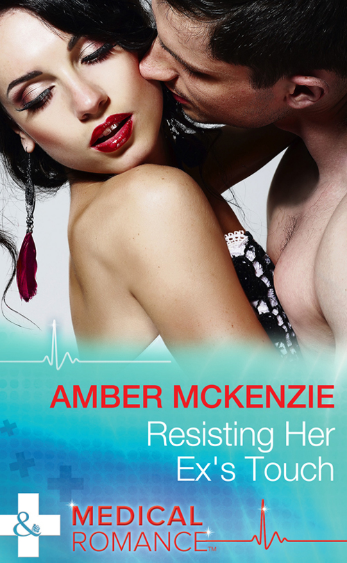 Amber McKenzie Resisting Her Ex's Touch