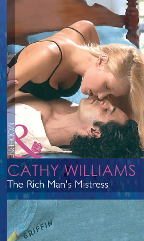 CATHY WILLIAMS The Rich Man's Mistress cathy williams accidental mistress