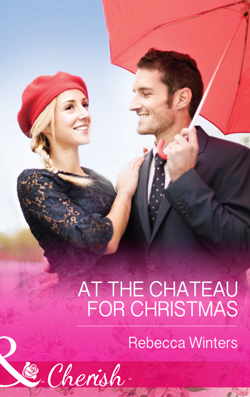 Rebecca Winters At the Chateau for Christmas anshmei at 10 blue