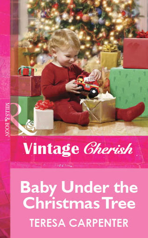 Teresa Carpenter Baby Under the Christmas Tree wight angel a magic christmas diary of wishes
