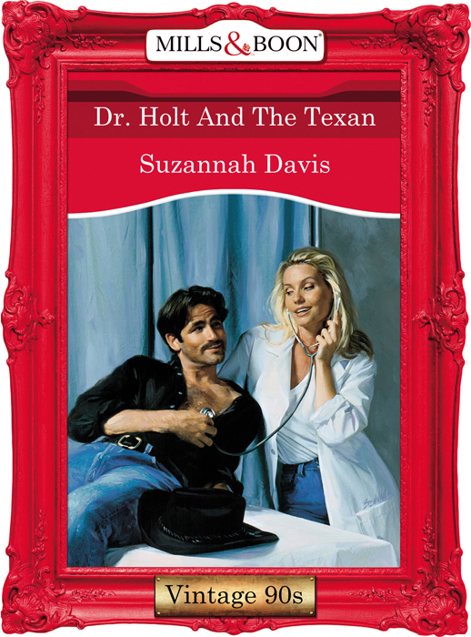 Suzannah Davis Dr. Holt And The Texan