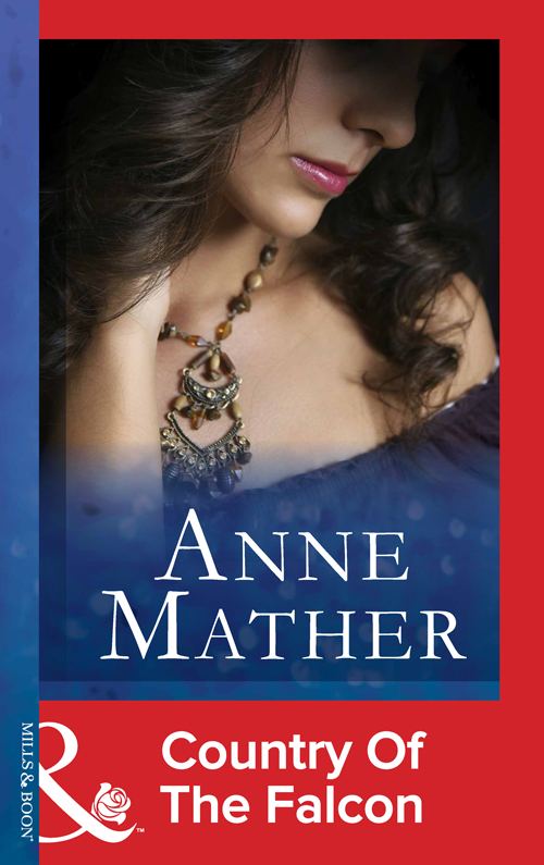 Anne Mather Country Of The Falcon