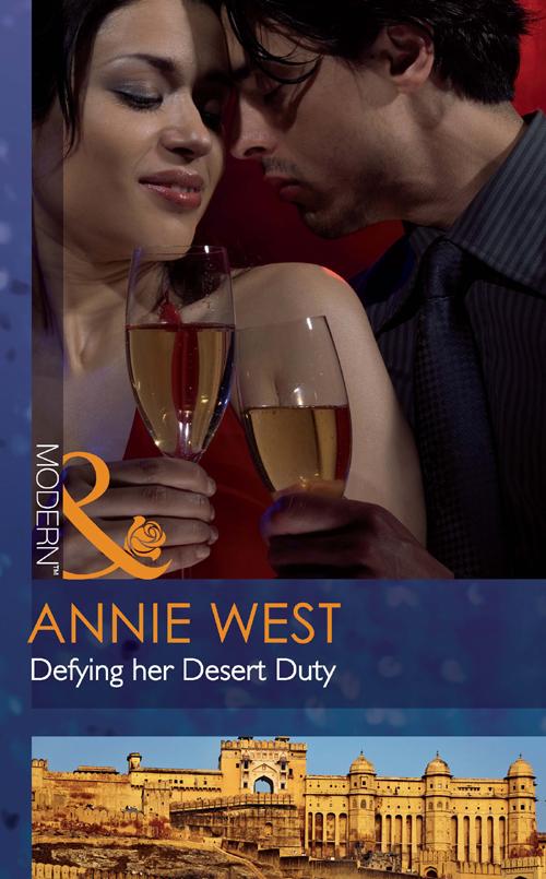 Annie West Defying her Desert Duty annie west imprisoned by a vow