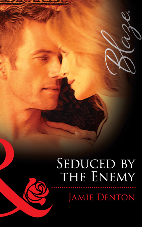 Jamie Denton Seduced By The Enemy