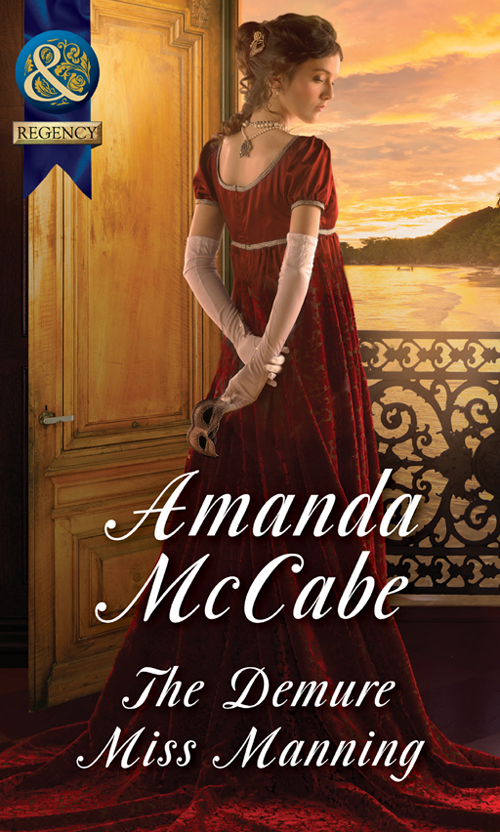Amanda McCabe The Demure Miss Manning faulks sebastian a possible life