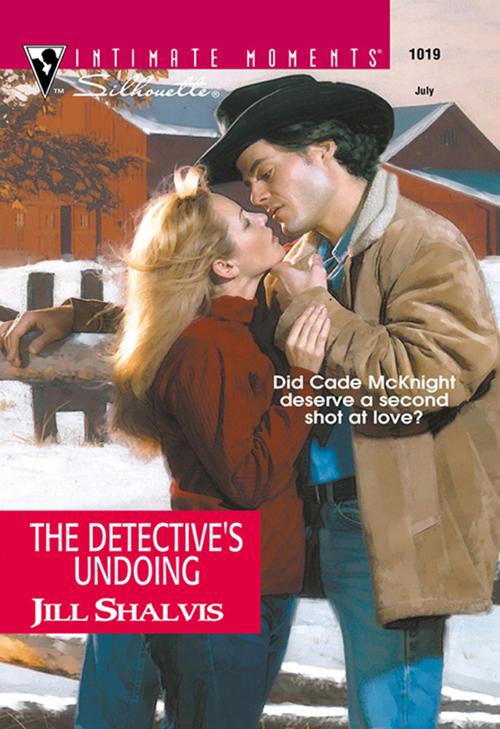 Jill Shalvis The Detective's Undoing jill shalvis flashpoint