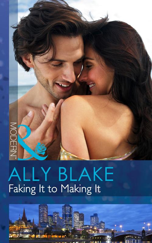 Ally Blake Faking It to Making It merilin seppard saskia