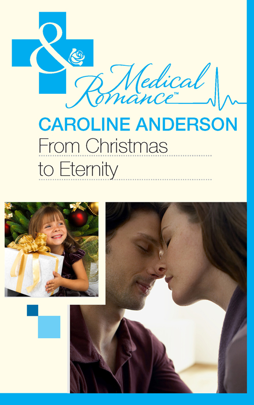 Caroline Anderson From Christmas to Eternity цена и фото