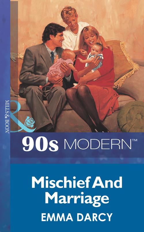 Emma Darcy Mischief And Marriage цена и фото