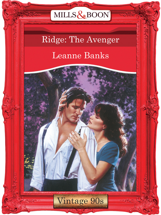 Leanne Banks Ridge: The Avenger level 5 sons and lovers book