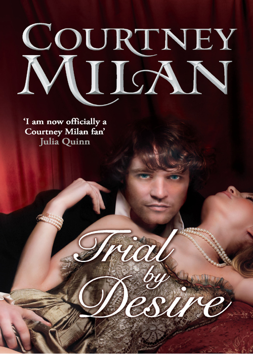 Courtney Milan Trial by Desire kate little the determined groom