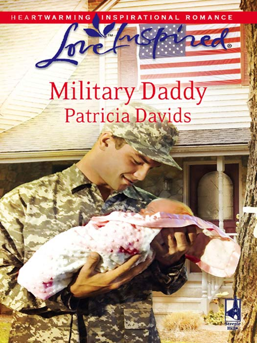 Patricia Davids Military Daddy a kind man