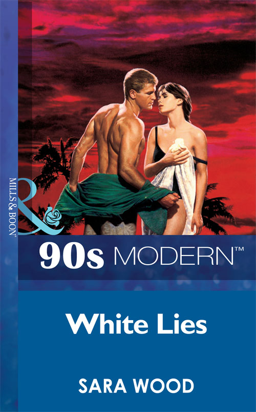SARA WOOD White Lies love and lies 4