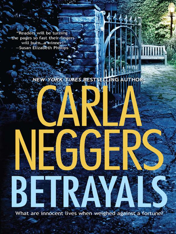 Carla Neggers Betrayals carla neggers cut and run