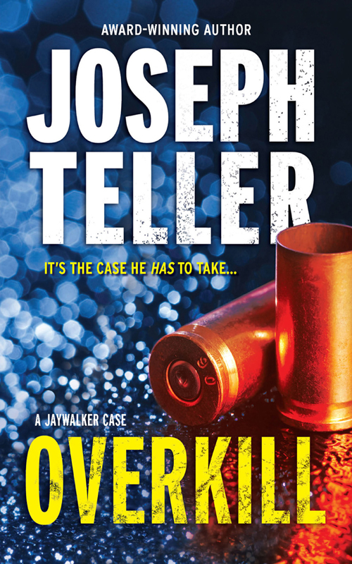 Joseph Teller Overkill herron m this is what happened