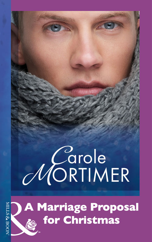 Carole Mortimer A Marriage Proposal For Christmas carole mortimer a marriage proposal for christmas