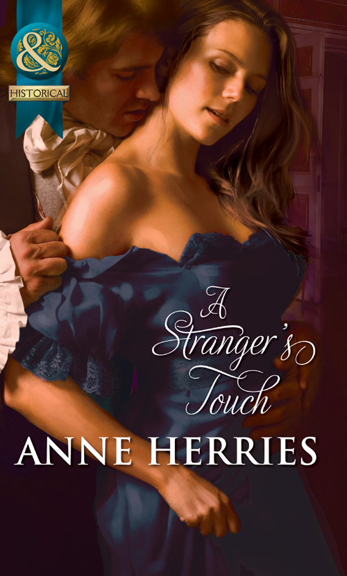 Anne Herries A Stranger's Touch the sky is falling