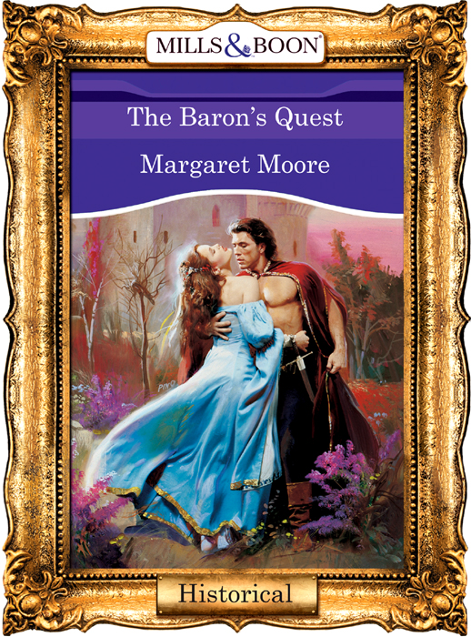 Margaret Moore The Baron's Quest margaret way the cattle baron