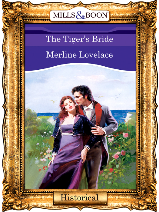 Merline Lovelace The Tiger's Bride lucy ashford the captain and his innocent