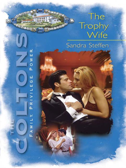 Sandra Steffen The Trophy Wife цена и фото