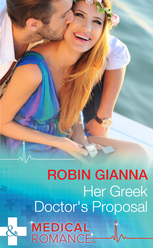 Robin Gianna Her Greek Doctor's Proposal цена