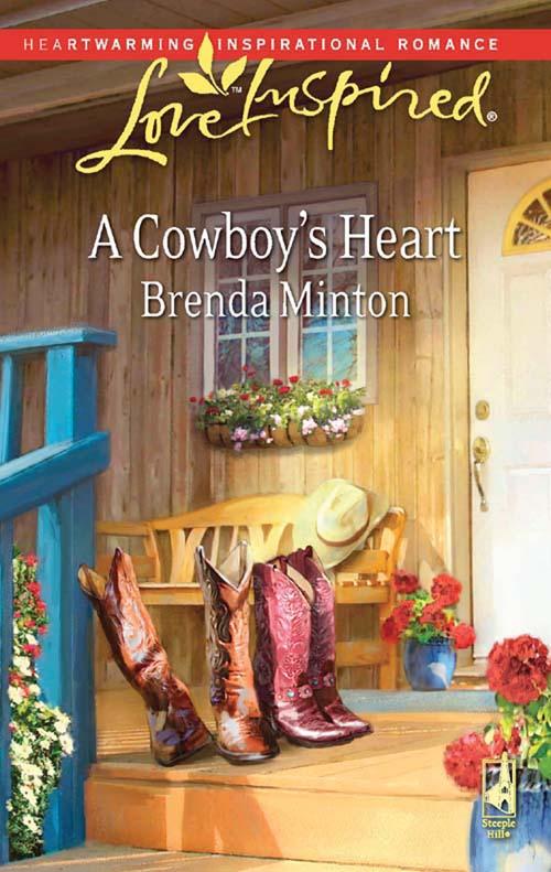 Brenda Minton A Cowboy's Heart brenda minton his little cowgirl
