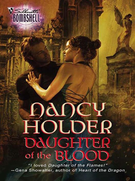 Nancy Holder Daughter of the Blood
