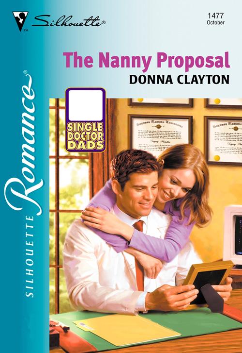 Donna Clayton The Nanny Proposal donna clayton the nanny s plan