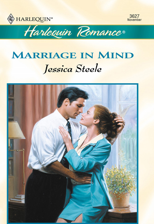 Jessica Steele Marriage In Mind jessica steele part time marriage