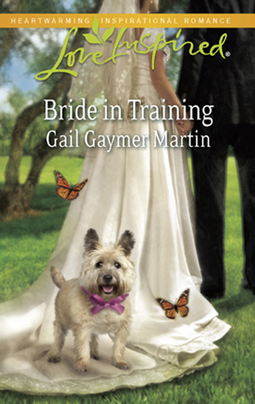 Gail Martin Gaymer Bride in Training