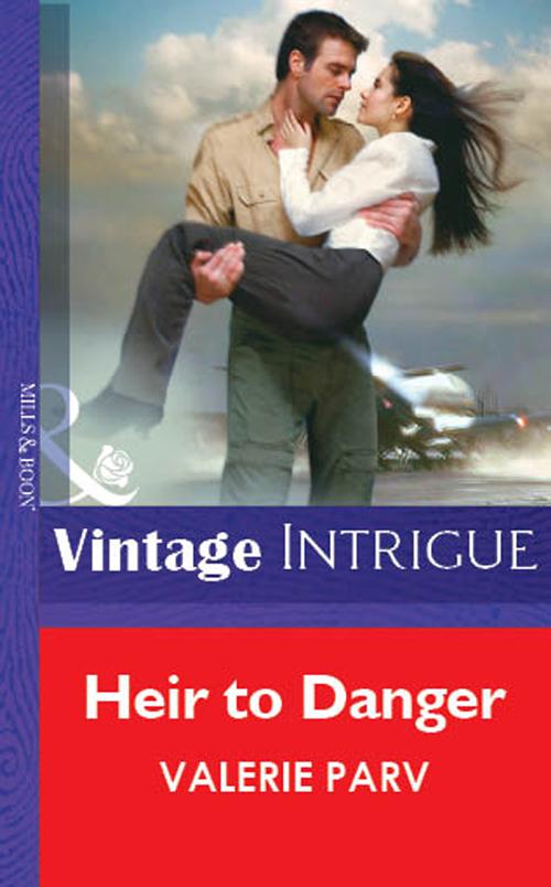 Valerie Parv Heir To Danger expose
