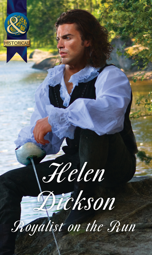 Helen Dickson Royalist On The Run no one writes to the colonel