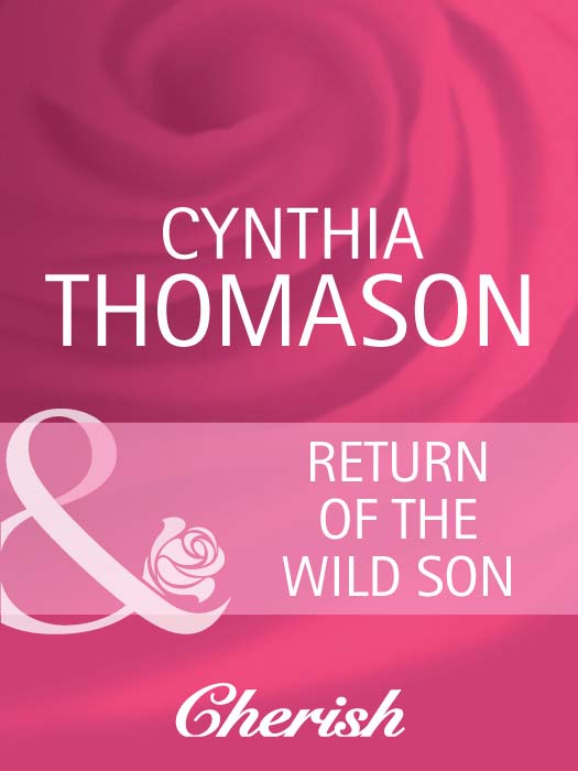 Cynthia Thomason Return of the Wild Son cynthia палантин