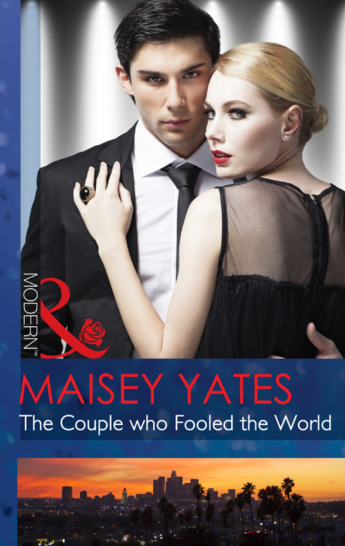 Maisey Yates The Couple who Fooled the World hungry as the sea