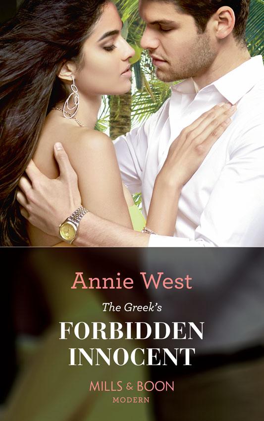 Annie West The Greek's Forbidden Innocent annie west blackmailed bride innocent wife
