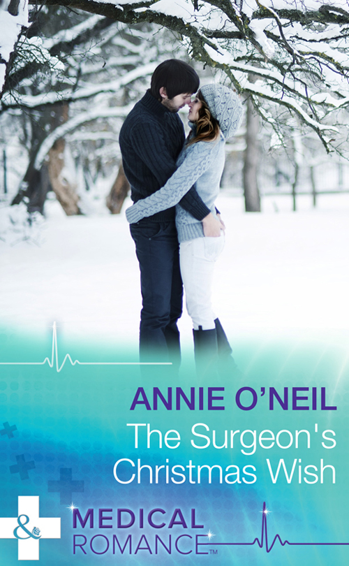 Annie O'Neil The Surgeon's Christmas Wish the christmas wish
