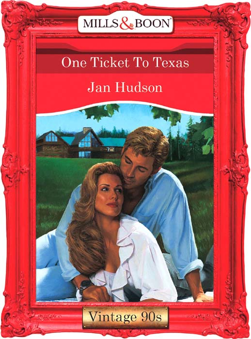 Jan Hudson One Ticket To Texas