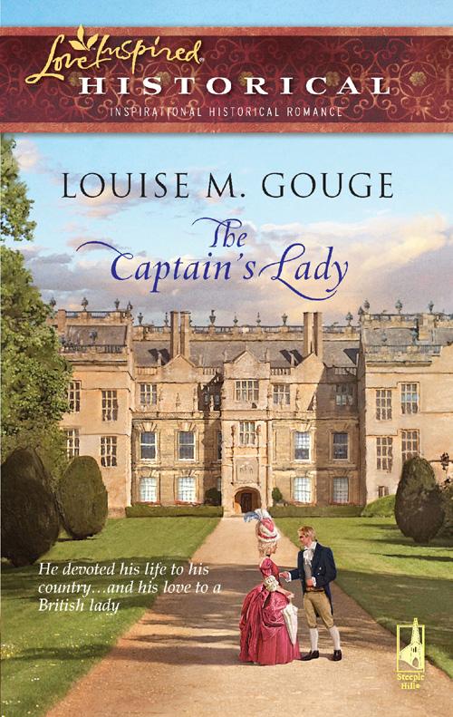 Louise Gouge M. The Captain's Lady цены