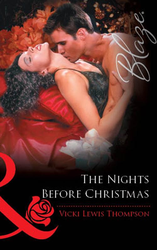 Vicki Thompson Lewis The Nights Before Christmas недорго, оригинальная цена