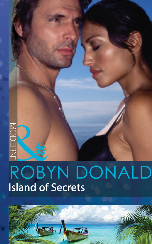 Robyn Donald Island of Secrets robyn donald island of secrets