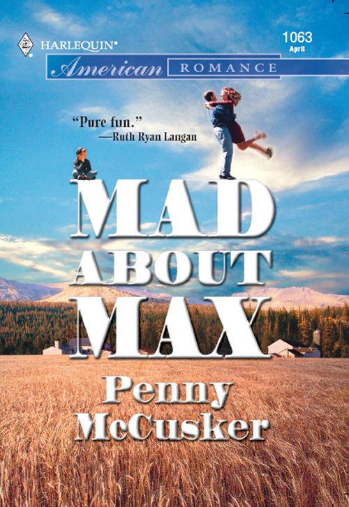 Penny McCusker Mad About Max mad about you